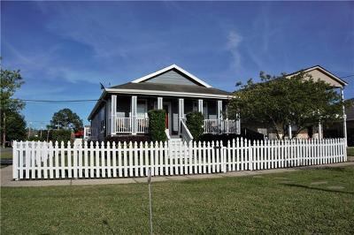 New Orleans Single Family Home For Sale: 6959 Bellaire Drive