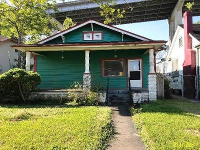 New Orleans Single Family Home For Sale: 513 Park Boulevard