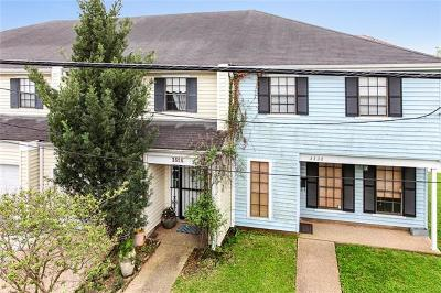 New Orleans Townhouse For Sale: 3528 Iberville Street