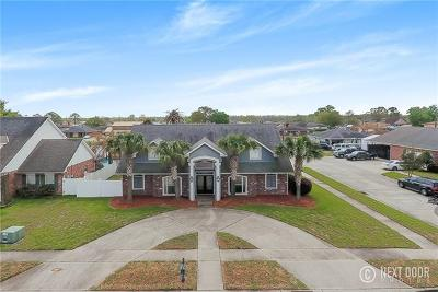 Mereaux, Meraux Single Family Home For Sale: 2101 Landry Court