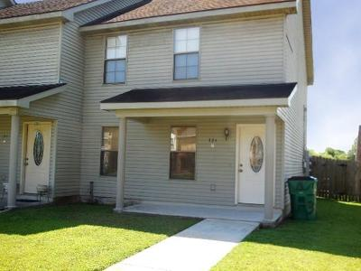 Destrehan Townhouse For Sale: 324 Ormond Meadows Drive #A