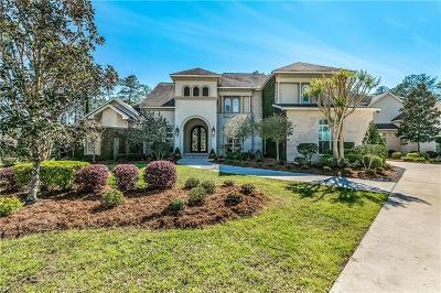 Covington LA Single Family Home For Sale: $1,910,000