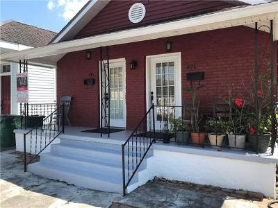 Gretna Multi Family Home For Sale: 419 Derbigny Street