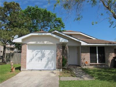 New Orleans Single Family Home For Sale: 5242 Forest Park Lane
