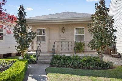 New Orleans Single Family Home For Sale: 6344 General Diaz Street