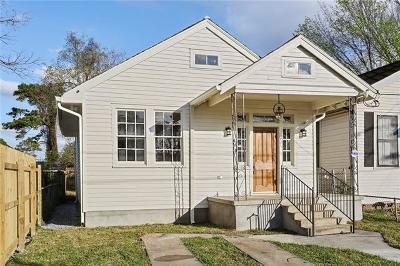 Single Family Home For Sale: 2816 Leonidas Street