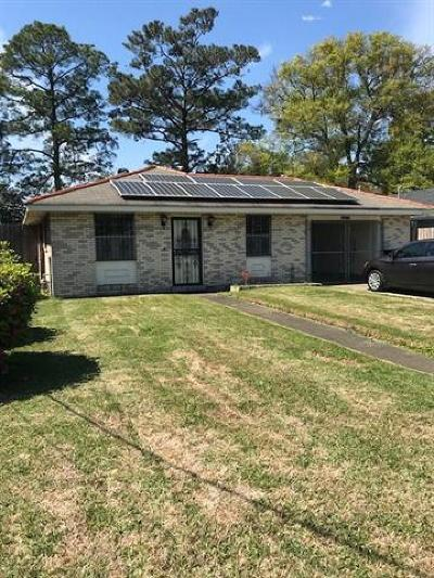 New Orleans Single Family Home For Sale: 2829 General Collins Avenue