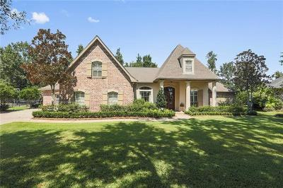 Madisonville Single Family Home For Sale: 328 Pencarrow Circle