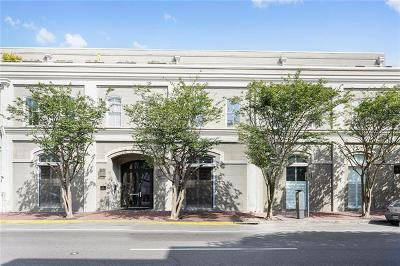 New Orleans Condo For Sale: 840 Tchoupitoulas Street #202