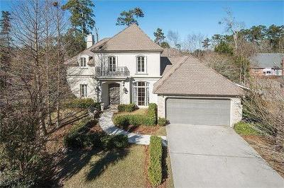Mandeville Single Family Home Pending Continue to Show: 113 Chacahoula Lane