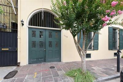 French Quarter Condo For Sale: 1119 Dauphine Street #5