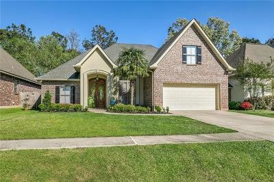 Madisonville Single Family Home For Sale: 400 Brown Thrasher S Loop