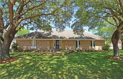 Kenner Single Family Home Pending Continue to Show: 82 Chateau Mouton Drive