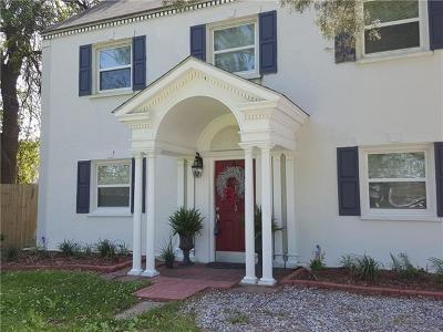 Hahnville Single Family Home Pending Continue to Show: 15717 River Road