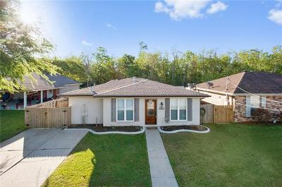 Mereaux, Meraux Single Family Home Pending Continue to Show: 2905 Maureen Lane