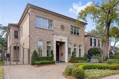 Metairie Single Family Home For Sale: 360 Jefferson Avenue
