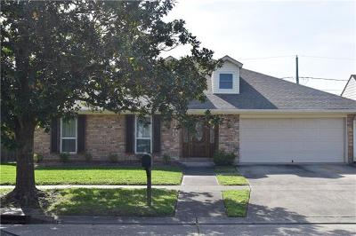 Metairie Single Family Home For Sale: 3200 Tolmas Drive