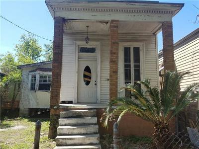 Single Family Home For Sale: 2530 Philip Street