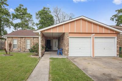 Harvey Single Family Home For Sale: 2213 Westmere Street