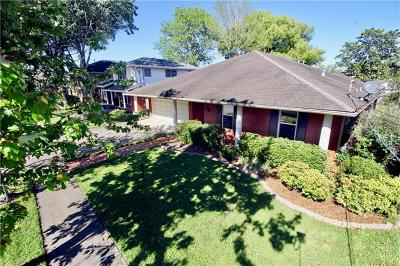 Metairie Single Family Home For Sale: 2217 Metairie Heights Avenue