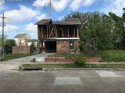 Single Family Home For Sale: 1627 S Liberty Street