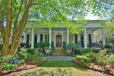 Metairie Single Family Home Pending Continue to Show: 575 Woodvine Avenue