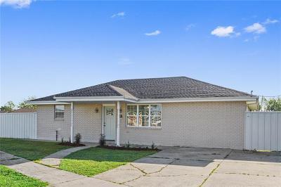 Mereaux, Meraux Single Family Home For Sale: 2405 Paul Street