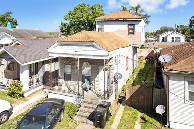 New Orleans Single Family Home For Sale: 2681 Clover Street