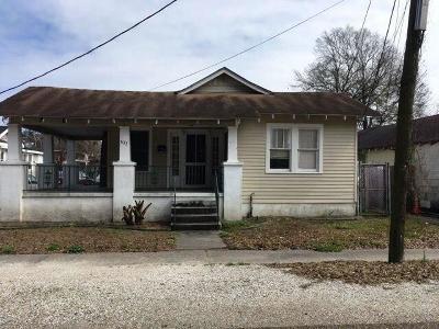 Marrero Multi Family Home For Sale: 533 Avenue A