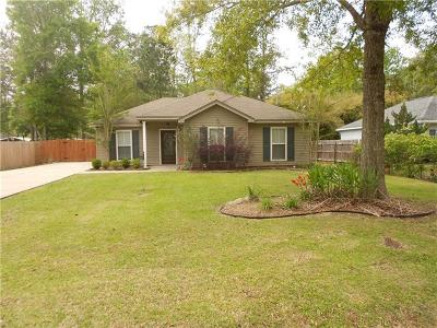 Single Family Home For Sale: 66131 Cypress Street