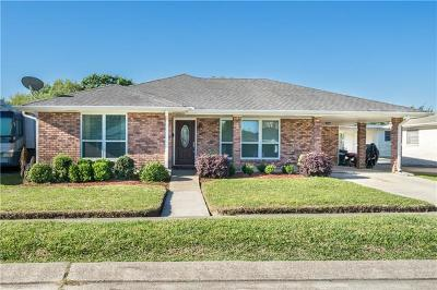 Kenner Single Family Home Pending Continue to Show: 15 Billyday Avenue