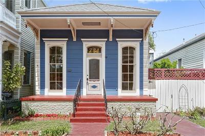 Single Family Home For Sale: 724 Pelican Avenue