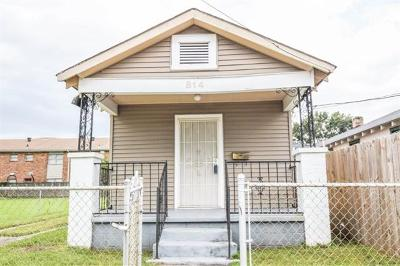 Single Family Home For Sale: 814 Fried Street