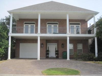 Metairie Single Family Home For Sale: 3408 4th Street