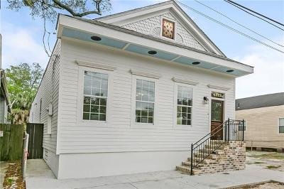 New Orleans Single Family Home For Sale: 4222 S Carrollton Avenue