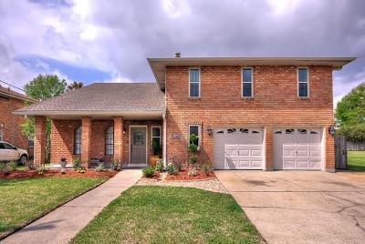 Metairie Single Family Home For Sale: 4728 Barnett Street