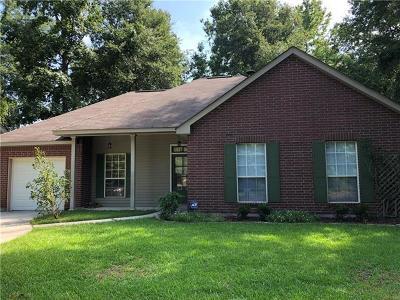Single Family Home For Sale: 2215 Calhoun Street