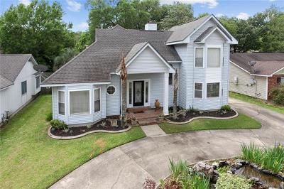 Destrehan Single Family Home Pending Continue to Show: 3780 Tara Drive