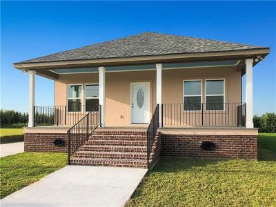 Mereaux, Meraux Single Family Home For Sale: 4247 Florida Avenue
