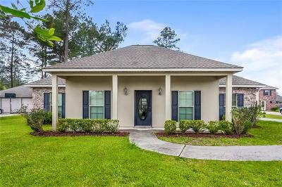 Madisonville Single Family Home Pending Continue to Show: 205 Grand Oaks Drive