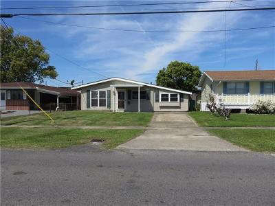 Westwego Single Family Home For Sale: 904 Chipley Street
