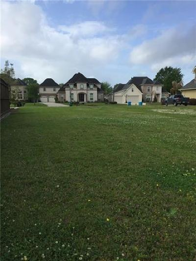 Destrehan, St. Rose Residential Lots & Land For Sale: 207 Panther Run Drive