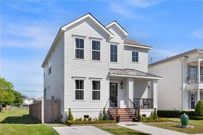 Single Family Home For Sale: 6145 General Diaz Street