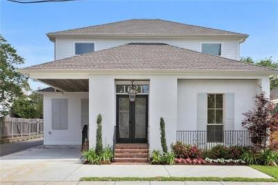 Metairie Single Family Home For Sale: 1621 Forshey Street
