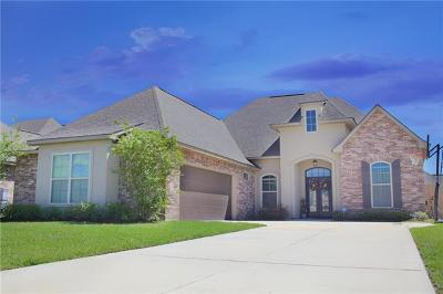 Madisonville Single Family Home For Sale: 309 Old Place Lane