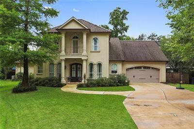 Single Family Home For Sale: 106 Crepe Myrtle Place