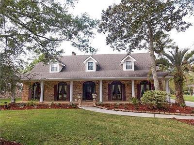 Slidell Single Family Home For Sale: 123 Golden Pheasant Drive