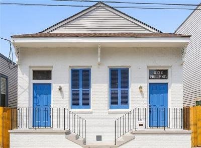 Single Family Home For Sale: 2132 Philip Street