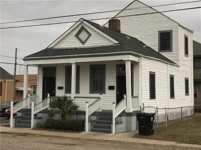 New Orleans Multi Family Home Pending Continue to Show: 2137 A P Tureaud Street