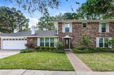 Metairie Single Family Home For Sale: 1446 Helios Avenue